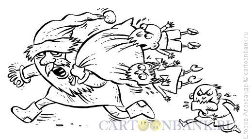 Карикатура: Милые детки, Егоров Александр