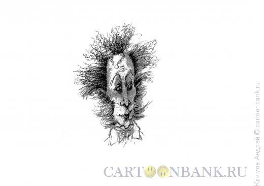 Карикатура: Александр Сергеевич Пушкин, Климов Андрей