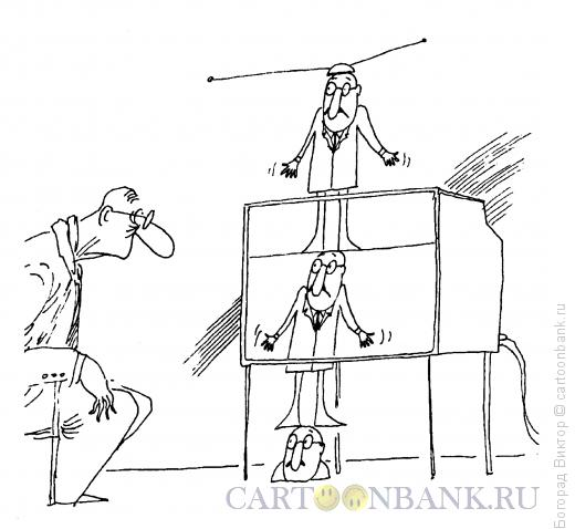 Карикатура: Раскадровка, Богорад Виктор