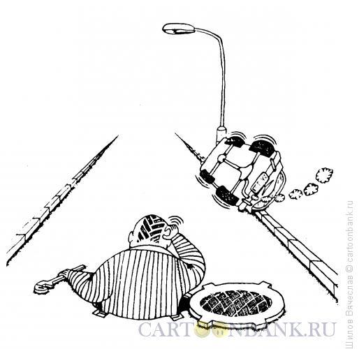 Карикатура: Перевертыш, Шилов Вячеслав