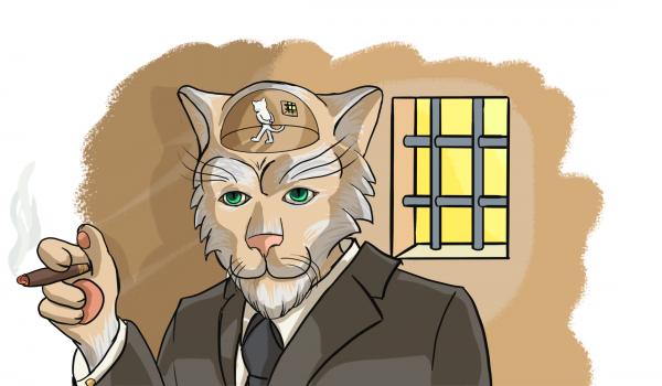 Карикатура: Фрейд и психоанализ, classicalhypnosis