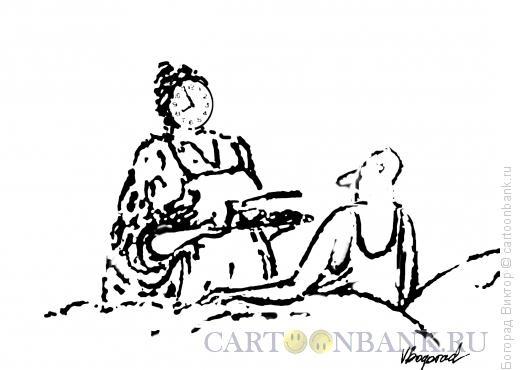Карикатура: С добрым утром, Богорад Виктор