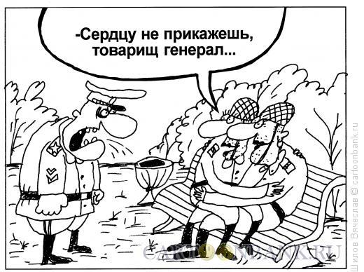 Карикатура: Приказ не сработал, Шилов Вячеслав