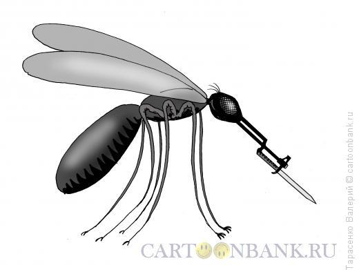 Карикатура: Биоробот, Тарасенко Валерий