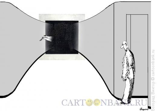Карикатура: модернарт 36, Богорад Виктор