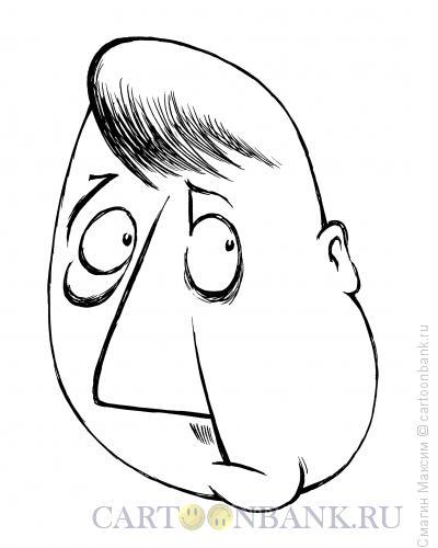 Карикатура: Гитлер - 1945, Смагин Максим