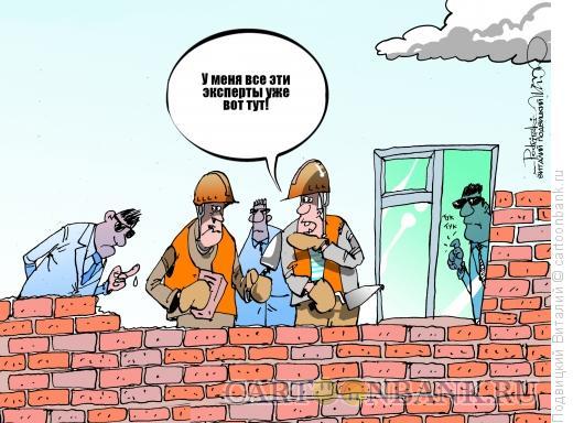 Карикатура: Контролеры, Подвицкий Виталий