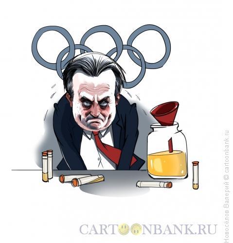 Карикатура: Замутил Мутко, Новосёлов Валерий