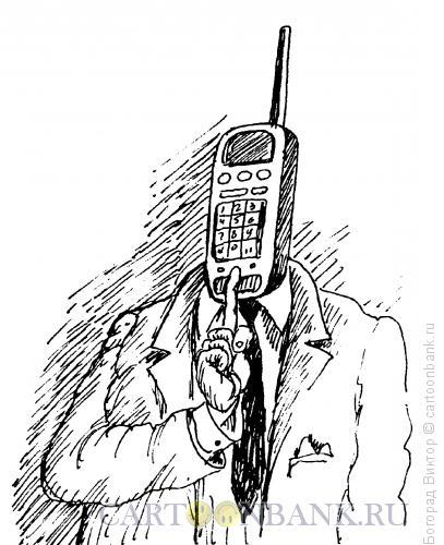Карикатура: Тссссссс!, Богорад Виктор