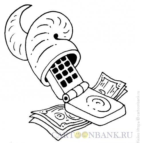 Карикатура: Знак зодиака - овен, Кийко Игорь