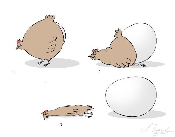 Карикатура: отборная категория 0, Александр Зудин
