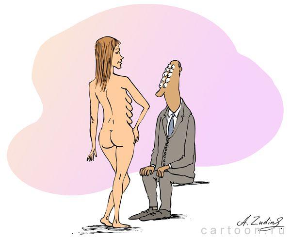 Карикатура: Сисадмин, Александр Зудин