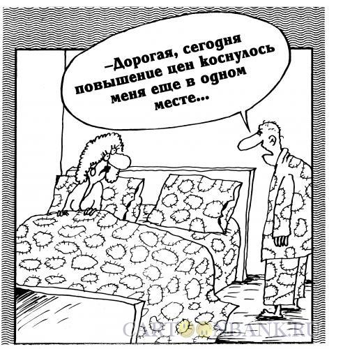 Карикатура: Повышение, Шилов Вячеслав