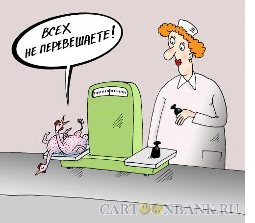 Карикатура: Куры отечественного производителя, Тарасенко Валерий