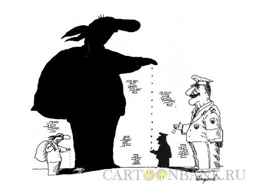 Карикатура: Милиция и криминал, Богорад Виктор