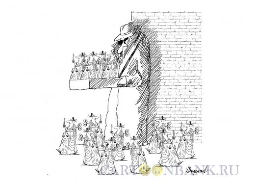 Карикатура: Заводные игрушки, Богорад Виктор