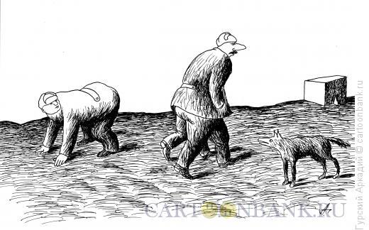Карикатура: мутанты, Гурский Аркадий