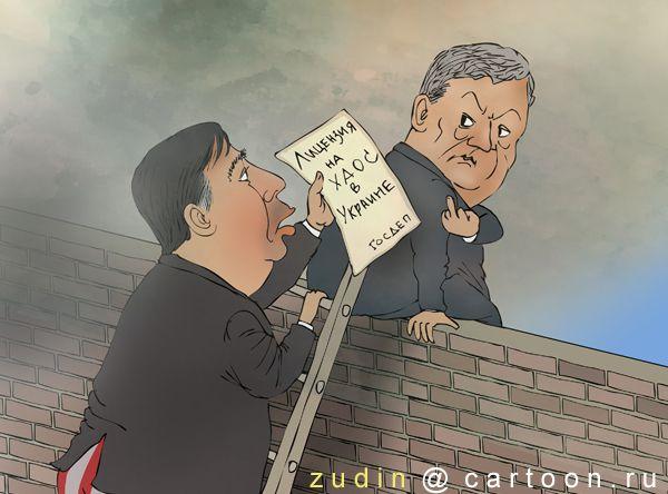 Карикатура: Октябрь 17-го, Александр Зудин