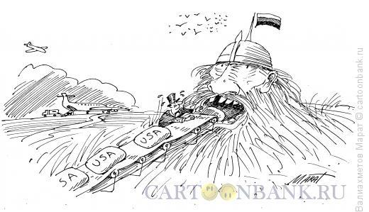 Карикатура: Голова, Валиахметов Марат