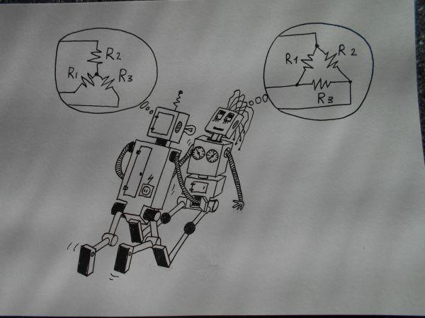 Карикатура: Роботы и секс, Петров Александр