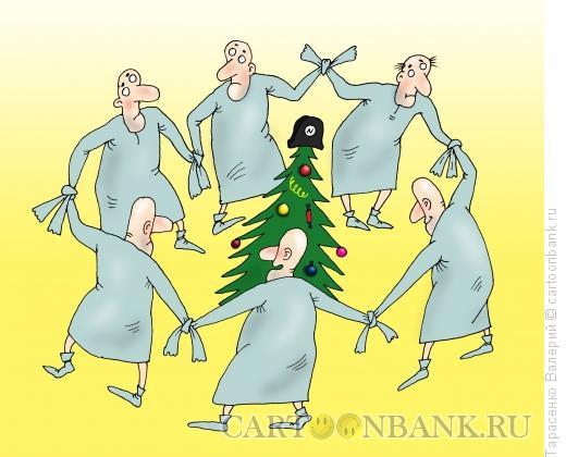 Карикатура: Великий праздник, Тарасенко Валерий