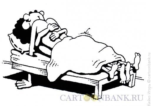 Карикатура: Ножки, Кийко Игорь