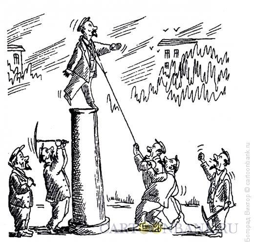 Карикатура: Кандидаты, Богорад Виктор