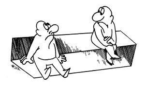 Карикатура: аномалия, Kapry