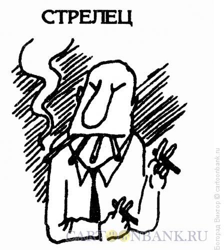 Карикатура: Новый Гороскоп, Богорад Виктор