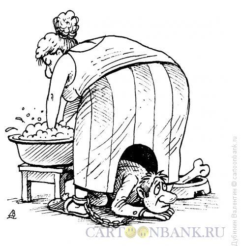 Карикатура: Конура, Дубинин Валентин