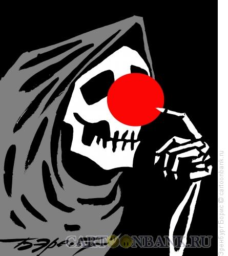 Карикатура: Японский вариант, Эренбург Борис