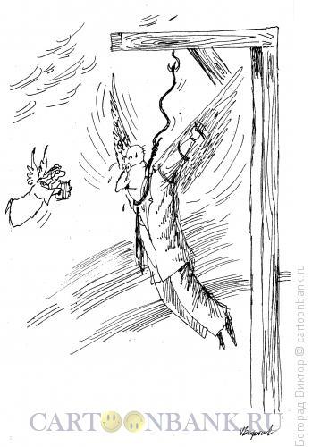 Карикатура: Муза, Богорад Виктор