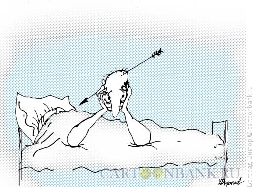 Карикатура: Любовь, Богорад Виктор