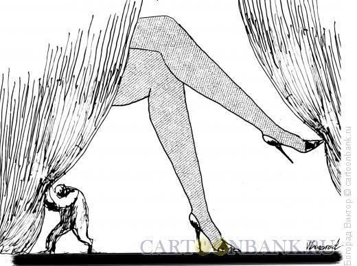 Карикатура: Театр 2, Богорад Виктор