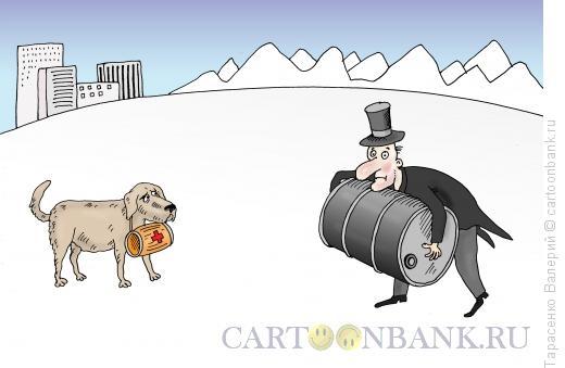 Карикатура: Спасатели, Тарасенко Валерий