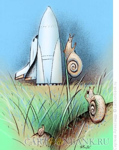 Карикатура: Фото на память, Сергеев Александр