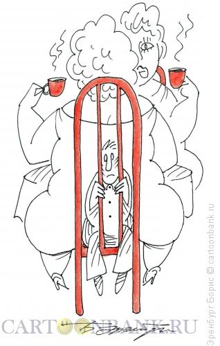 Карикатура: дискриминация, Эренбург Борис