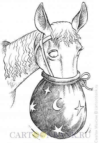 Карикатура: Торба, Смагин Максим