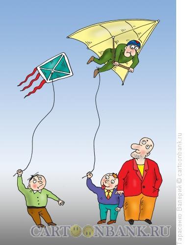 Карикатура: Змееносец, Тарасенко Валерий