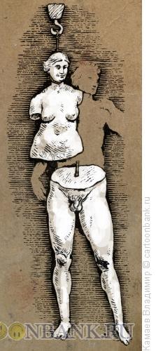 Карикатура: Транссексуализм, Камаев Владимир