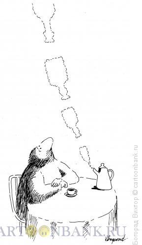 Карикатура: Пар, Богорад Виктор