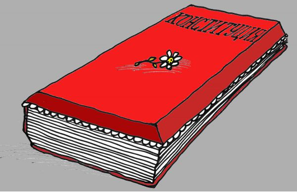 Карикатура: Без слов, Михаил ларичев