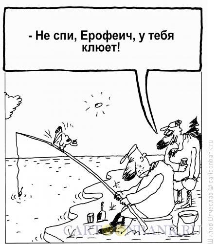 Карикатура: Дятел, Шилов Вячеслав