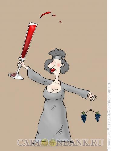 Карикатура: Дионисия, Тарасенко Валерий