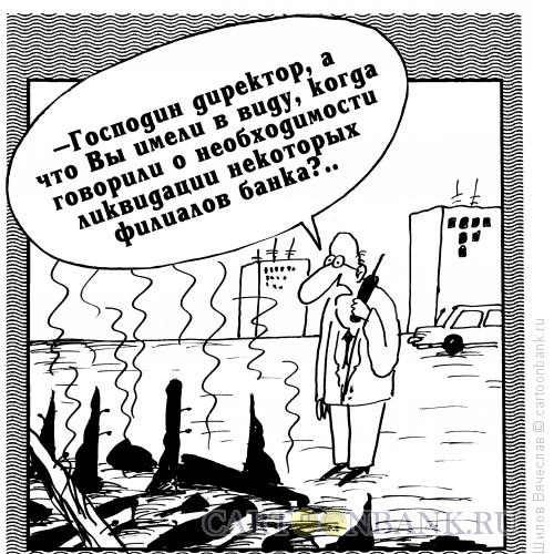 Карикатура: Филиалы, Шилов Вячеслав