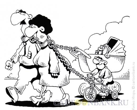 Карикатура: Груз, Кийко Игорь