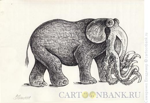 Карикатура: Метаморфоза, Семеренко Владимир