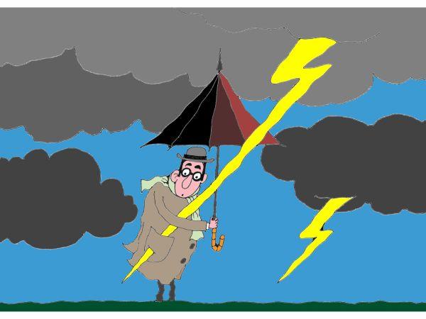 Карикатура: Бизнес, Михаил Ларичев