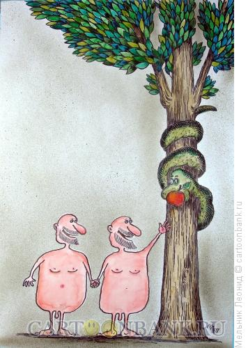 "Карикатура: \""???? ? ???\"", Мельник Леонид"