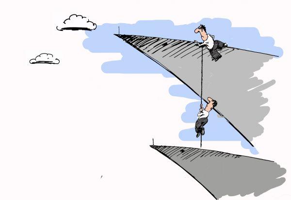 Карикатура: Пищевая цепочка, osipovva